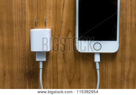 Phone And Charger
