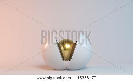 reborn 3D sphere concept