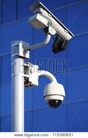 Surveillance Of Private Property