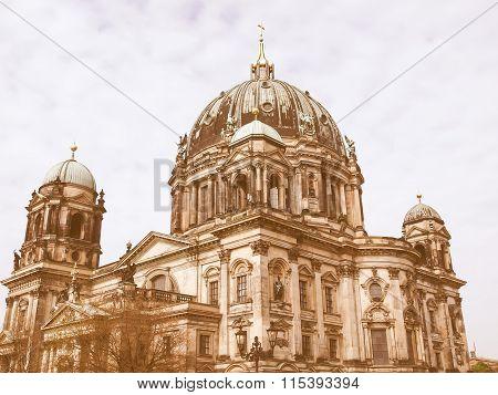 Berliner Dom Vintage