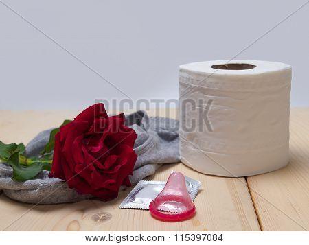 Condoms With Love.