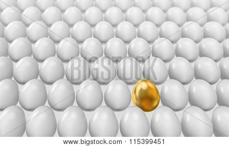 Golden egg idea