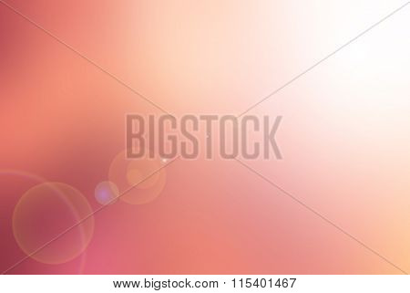 Blurred Nature Background.backdrop With Color And Bright Sun Light. Summer Holidays Concept.bokeh Ba