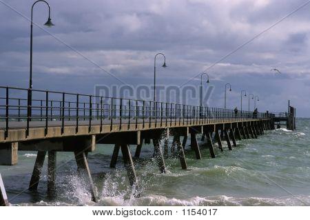 Adelaide Pier