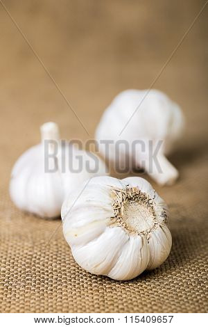 Garlic Coarsely