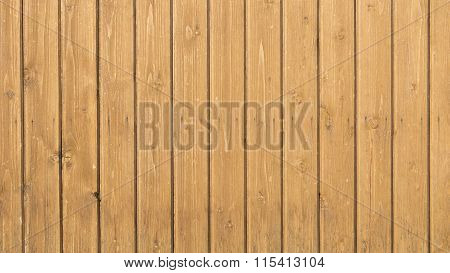 Old Wooden Boards On The Wall
