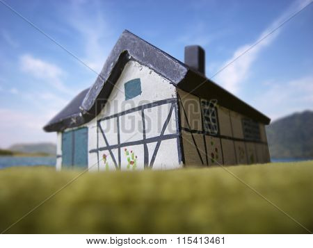 House for renting at the beach