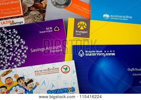 Saving Account Passbook