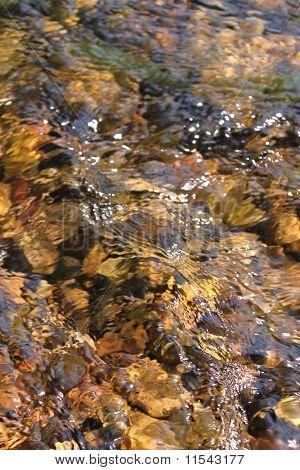 Creek Riffle Background