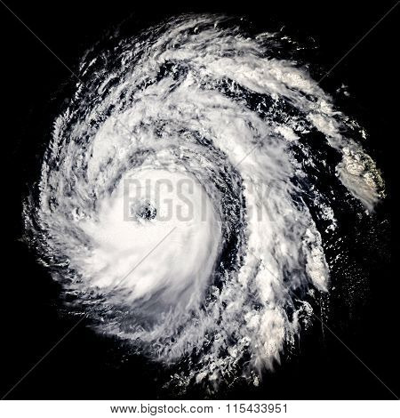 Global storm space vortex Bill