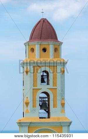 Old Church in Trinidad,Cuba
