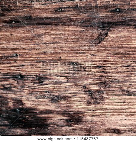 Old Shabby Wooden Background. Vintage Wood,