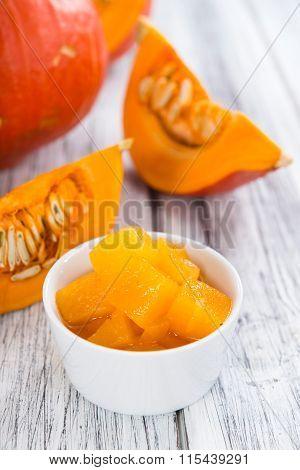 Pumpkins (preserved)