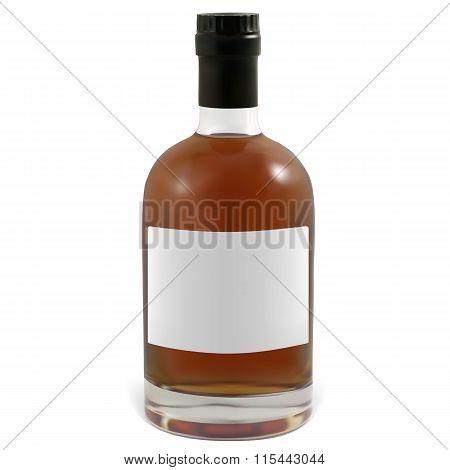 bottles of cognac
