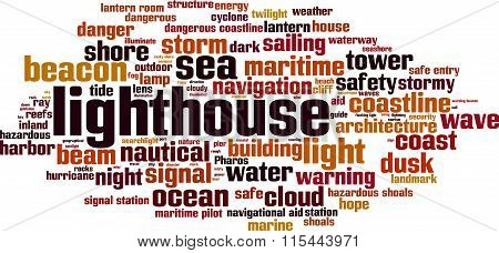 Lighthouse Word Cloud