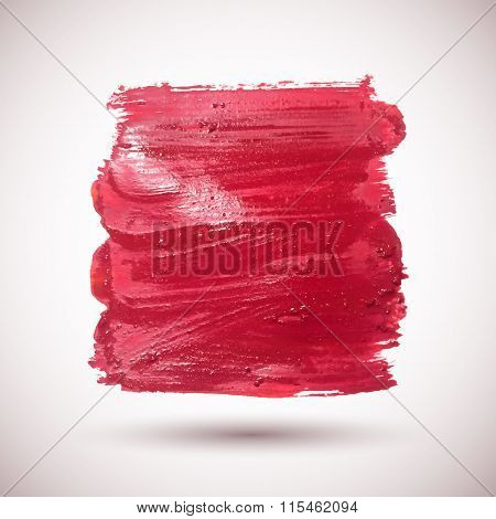 Gouache-brush-red