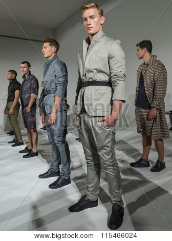 Cadet - Spring 2016 Collection