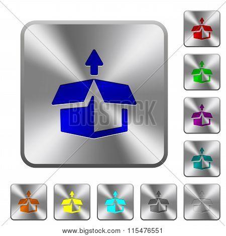 Steel Unpack Buttons