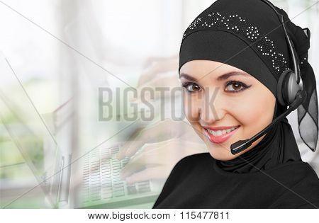 Arabic.