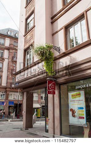 Caisse D'epargne Bank Branch
