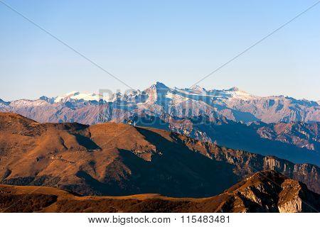 Italian Alps - Adamello Mountain Group
