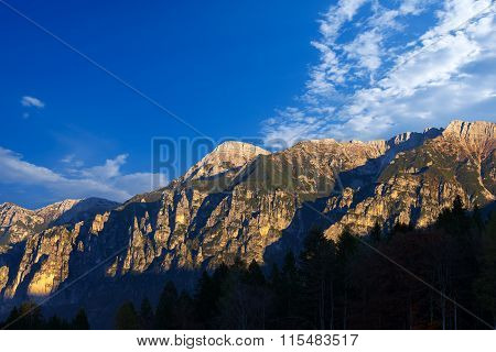 Italian Alps - Cima Dodici