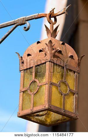 Old Vintage Street Lamp