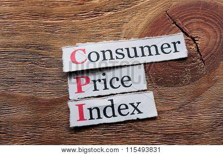 Cpi - Consumer Price Index
