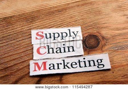 Scm Supply Chain Marketing