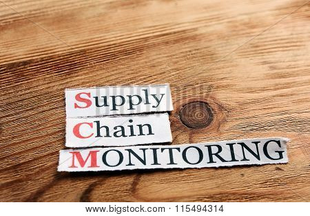 Scm Supply Chain Monitoring