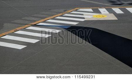 Airport Tarmac Markings