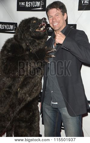 LOS ANGELES - JAN 18:  Paul Logan at the Little Dead Rotting Hood Premiere at the Laemmle NoHo 7 on January 18, 2016 in North Hollywood, CA
