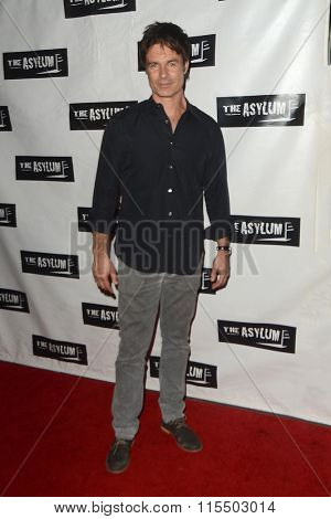 LOS ANGELES - JAN 18:  Patrick Muldoon at the Little Dead Rotting Hood Premiere at the Laemmle NoHo 7 on January 18, 2016 in North Hollywood, CA