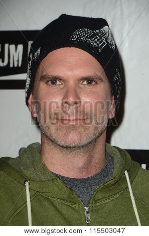 LOS ANGELES - JAN 18:  Devin Reeves at the Little Dead Rotting Hood Premiere at the Laemmle NoHo 7 on January 18, 2016 in North Hollywood, CA