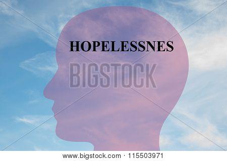 Hopelessness Concept