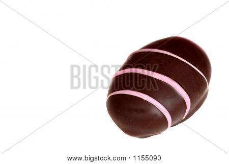 A Piece Of Raspberry Cream Semi-Sweet Chocolate