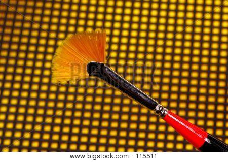 Fantail Brush
