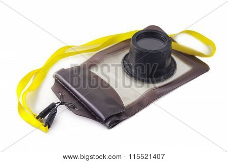 Underwater Plastic Box For Camera