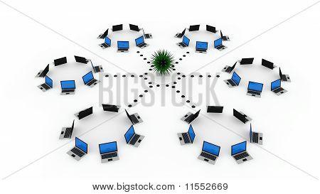 virus concept