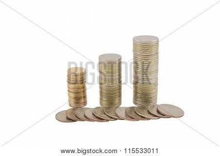 American And Russian Coins