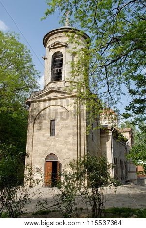 Saint John The Baptist Church In Kerch