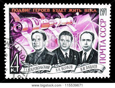 Soviet Union 1971