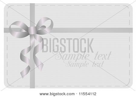 Invitation Card For Holiday Or Engaged Party.