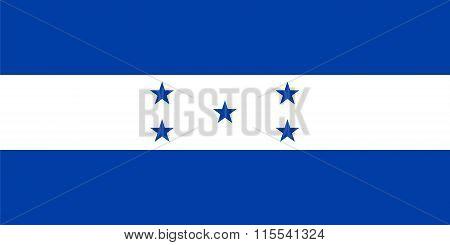 Standard Proportions For Honduras Flag