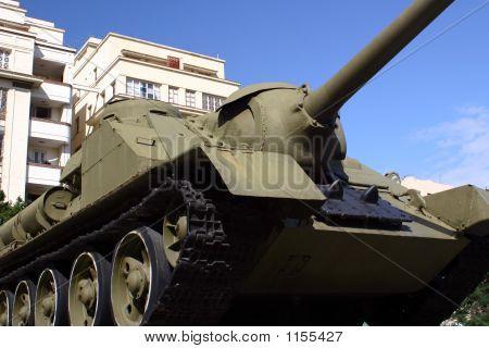 Cuba - tanque