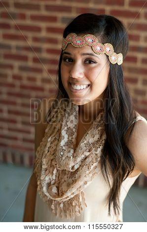Beautiful Senior Girl