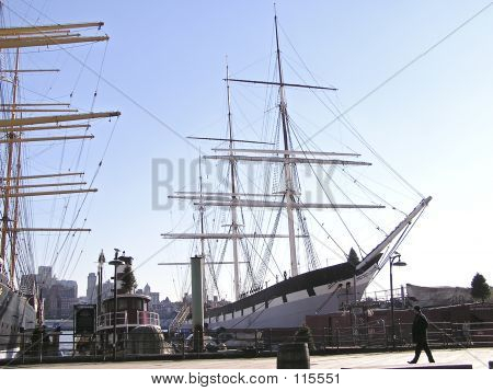 Historic Sailing Ship 2