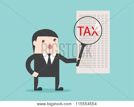 Tax Analysis Magnify Financial Focus