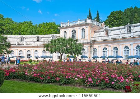 Peterhof. Russia. The Great Orangery