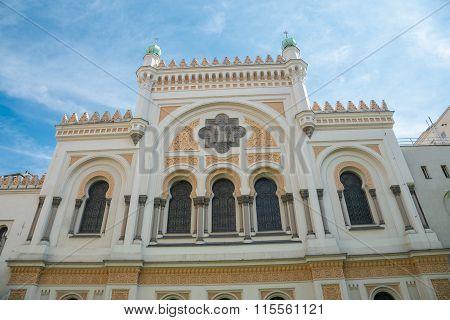 Synagogue In - Prague